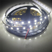5M SMD5050 300 LED White/Warm White Non-Waterproof Flexible Tape Strip Light Lamp DC12V Warm White