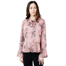 THE EXECUTIVE Women  5-BLWSIG118C005 Blouse -Rose Pink
