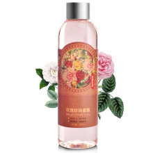 [kingstore]Rose Lotion Skin whitening Hydrating  Shrink Pores Toner multicolor Colorness