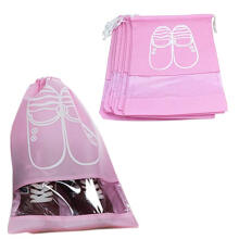 7STAR Korean Shoes Bag Serut - Tas sepatu Large