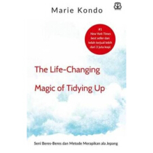 The Life-Changing Magic of Tidying up - Marie Kondo - 9786022912446