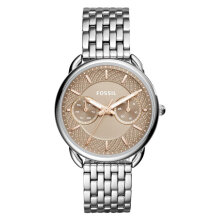 Fossil ES4225 Tailor Ladies Tan Dial Stainless Steel Strap [ES4225]