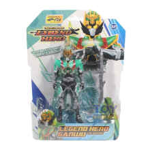 Toys House - Mainan Anak Robot Legend Hero Lite Edition Ganwu No. 302300