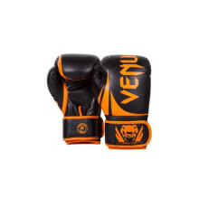 VENUM CHALLENGER 2.0 BOXING GLOVES NEO ORANGE/BLACK SARUNG TINJU ORANGE