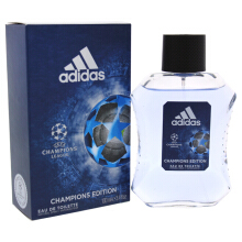 Adidas UEFA Champions League EDT Parfum Pria [100 mL]