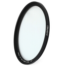 Zomei 58mm UV Protection Filter  - Black