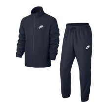 NIKE As M Nsw Trk Suit Wvn Basic - Obsidian/(White)