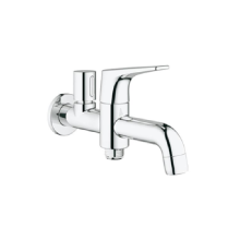 GROHE BauFlow Bibtap 2 in 1 1/2