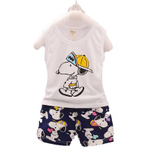 AOSEN Children Sets Summer Vest Sets