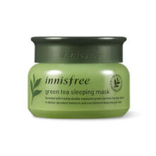 INNISFREE Green Tea Sleeping Mask New 2018