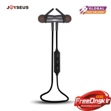 JOYSEUS FB16 Wireless Bluetooth Earphones Metal Magnetic HIFI Stereo Bass Headset Sport Headphones Earbuds Handsfree With Mic