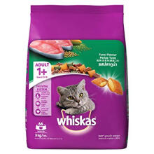 WHISKAS 3 kg adult tuna
