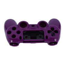 COZIME Gamepad Controller Housing Shell W/Buttons Kit for PS4 Handle Cover Case Purple