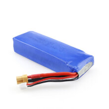 [kingstore] 7.4V 2300mAh 35C Lipo Battery with XT30 Plug for MJX Bugs 6 B6 RC Quadcopter Blue