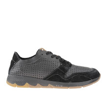 Hush Puppies Ts Field Sprint Black