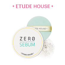 Etude House Zero Sebum Drying Powder Green