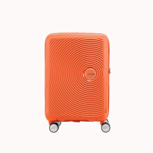 AMERICAN TOURISTER Curio Spinner 55/20 TSA Spicy Peach - Tas Koper - Orange Orange