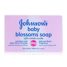 JOHNSON & JOHNSON Blossoms Soap 100gr