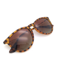 XQ-HD Fashion Polarized Sunglasses Women Men Cat Eye Shape Sun glasses Retro Style Eyeglasses -One Size -