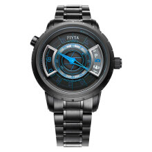 FIYTA Photography Stainless Steel Automatic Watch GA8502.BBB [GA8502.BBB]