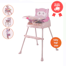 Right Start 4in1 Multifunction Baby High Chair – Pink