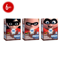 FRISIAN FLAG UHT Incredibles 2 Cokelat 115ml x 6 pcs