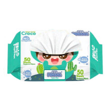 [SATUAN] POKANA Pure Water Hygiene Wipes - No Fragrance