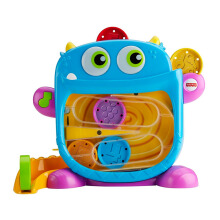 FISHER PRICE  Hungry Monster Maze DRG11