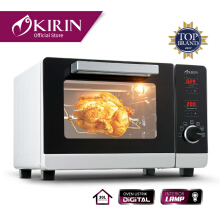 KIRIN Oven Toaster Digital 30 Liter -  KBO 300DRA With Lamp