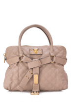 Pre-Owned Marc Jacobs Quilted Shoulder Bag