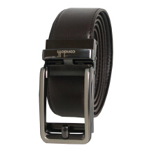 Condotti Leather Long Belt Automatic 13414