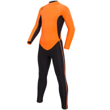 SBART 2mm Neoprene Kids Boy Back Zipper Wetsuit Full Body Swimsuit Child Snorkeling Diving Full Wet Suit Swimwear
