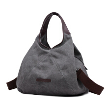 SiYing Simple Sling Bag Casual Fashion Canvas Shoulder Tote