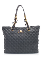 Pre-Owned Nylon Quilted Tote
