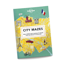 City Mazes - Lonely Planet -  9781787013414
