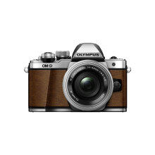 Olympus OM-D E-M10 Mark II kit 14-42mm EZ (Brown/Silver)