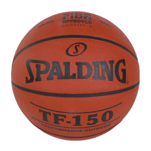 SPALDING SPA SP TF-150 Perform Fiba Rubber S6O - Brick [6] SPA83-600Z