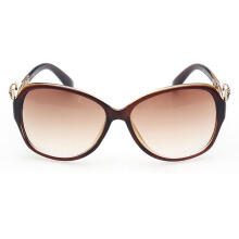 XQ-HD Large Square Women Fox Sunglasses Gradient Lens Eyeglasses -Onesize -