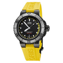 Oris Aquis Depth Gauge Rubber Strap 733 7675 4754 SET 4 26 33BEB [733 7675 4754 SET 4 26 33BEB]