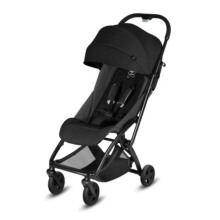 CBX Etu Stroller - Smoky Anthractive Black