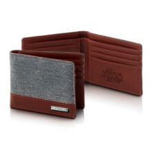 BLACKKELY - DOMPET / WALLET KASUAL PRIA - LST 139 - Abu