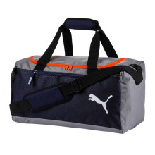 PUMA Fundamentals Sports Bag S - Peacoat-Firecracker [One Size] 7552702