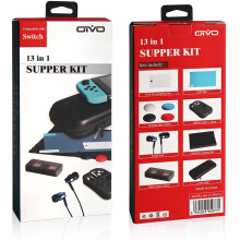 OTVO 13 in 1 Super Kit for Nintendo Switch