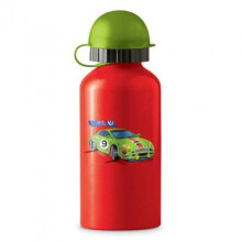Crocodile Creek Stainless Steel Bottle Race Car - 400 ml