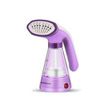 Jantens Quality portable clothes iron steam brush home humidifier facial steamer household appliances Purple