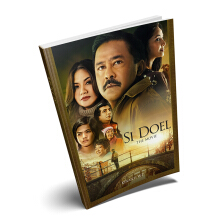 Buku Kita - Si Doel [The Movie] - Kinanti WP - 9786026714268