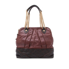 Pre-Owned Marc Jacobs Leather Tote
