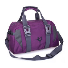 [kingstore] Waterproof Sport Gym Bag Men Women Multifunctional Female Yoga Purple