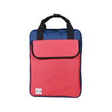 The X Woof Everyday Backpack Water Resistant Tpack-F 4.0 Blue Red Blue