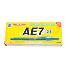 STANDARD Pen AE7 Blue (1 Pack = 12 Pcs)